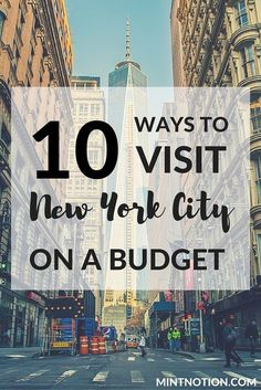 new york vacation planning guide