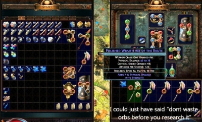 path of exile ssf guide