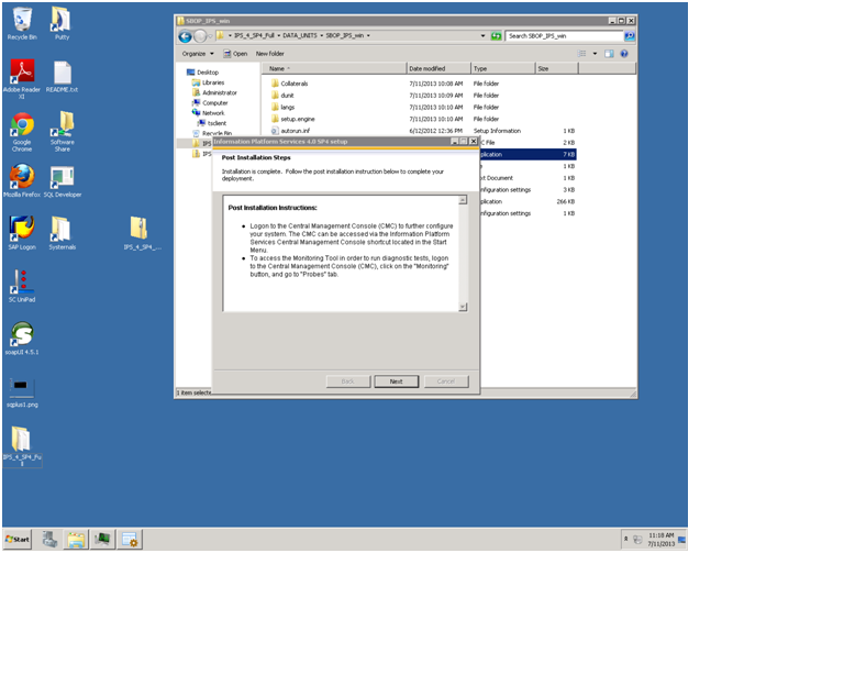 riverbed central management console installation guide