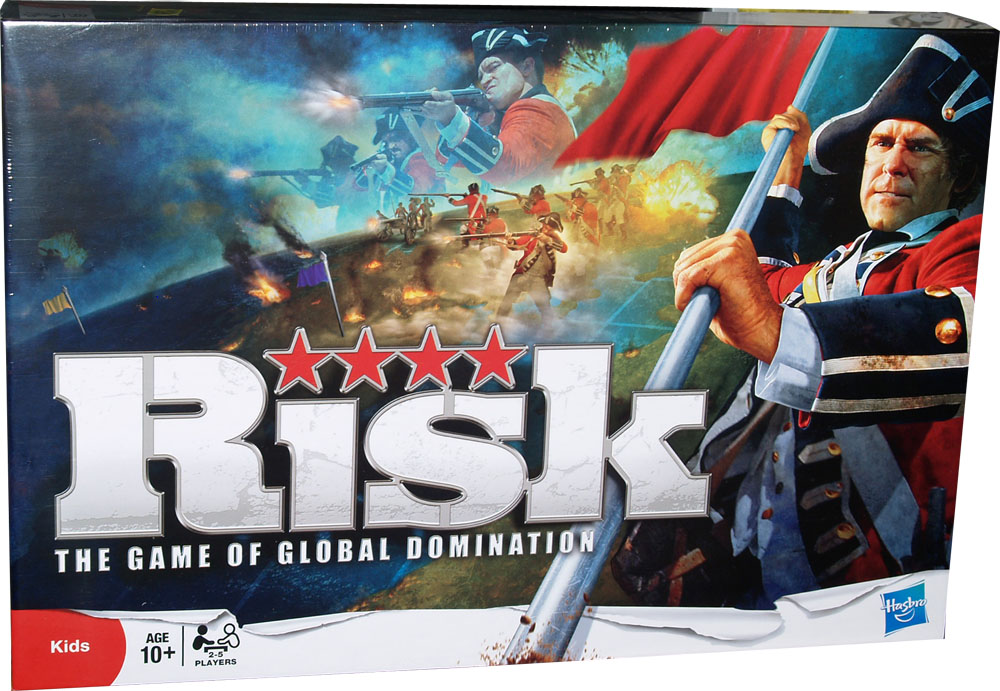 risk total domination strategy guide