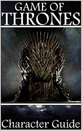 game of thrones character guide pdf