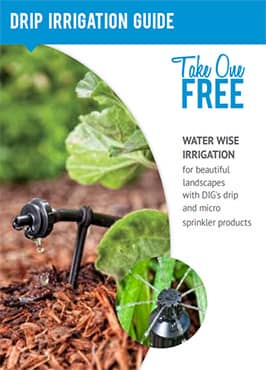 dig drip irrigation installation guide