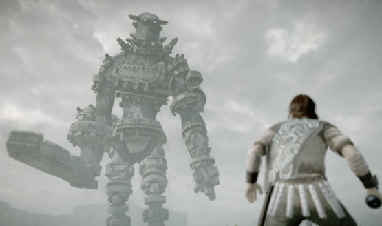 shadow of the colossus colossi 3 guide