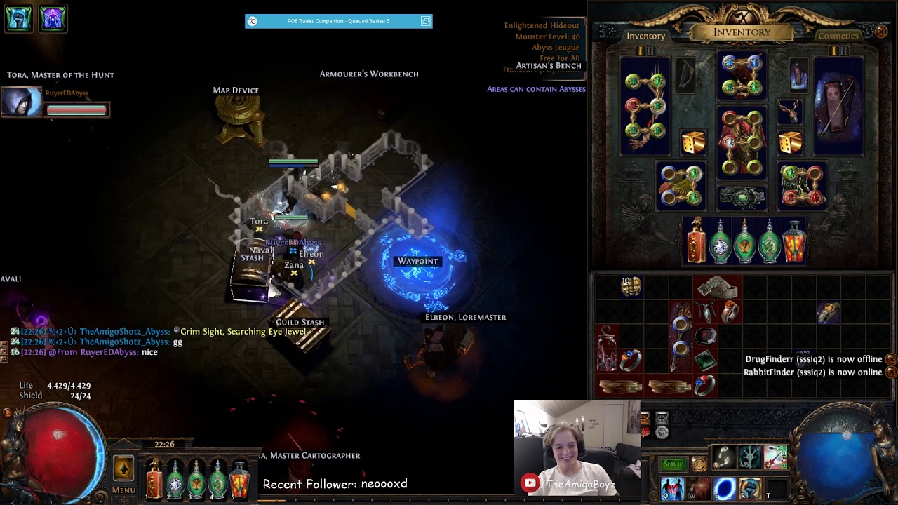crafting guide path of exile