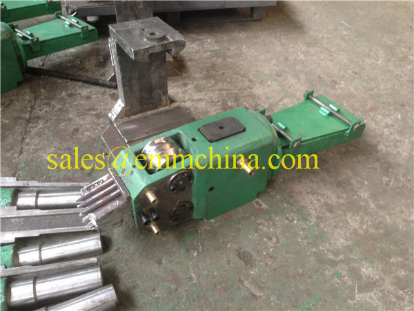 guide box for rolling mill