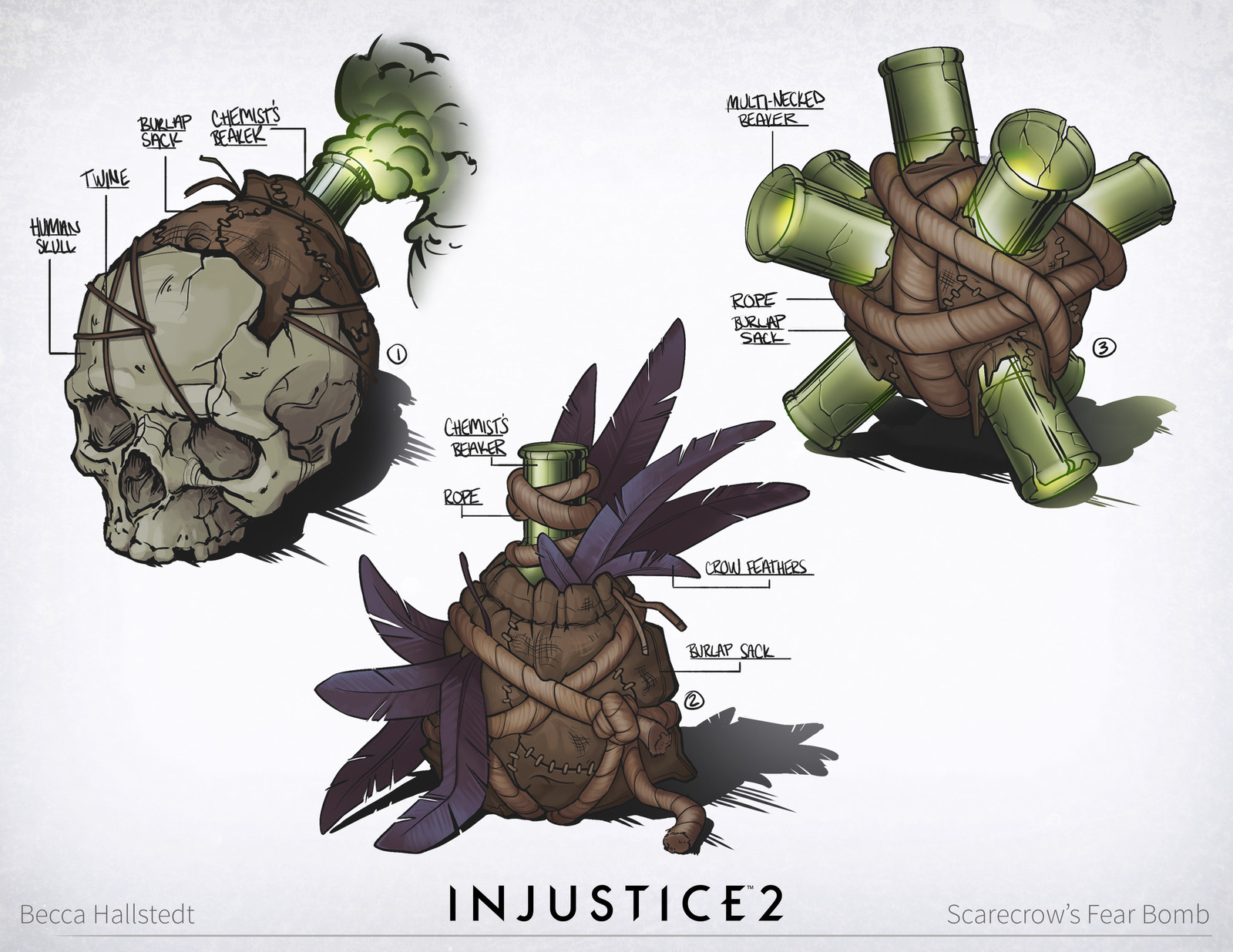 injustice 2 swamp thing guide