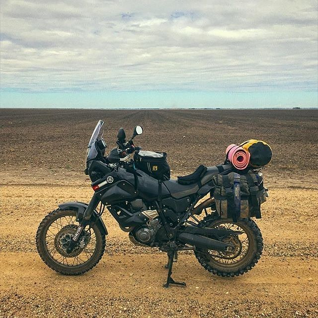 free motorcycle touring guide australia