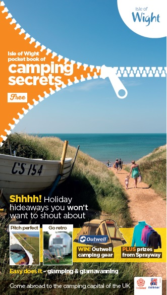 camping in italy guide book