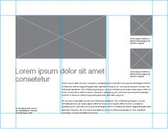 3 by 3 grid guid indesign