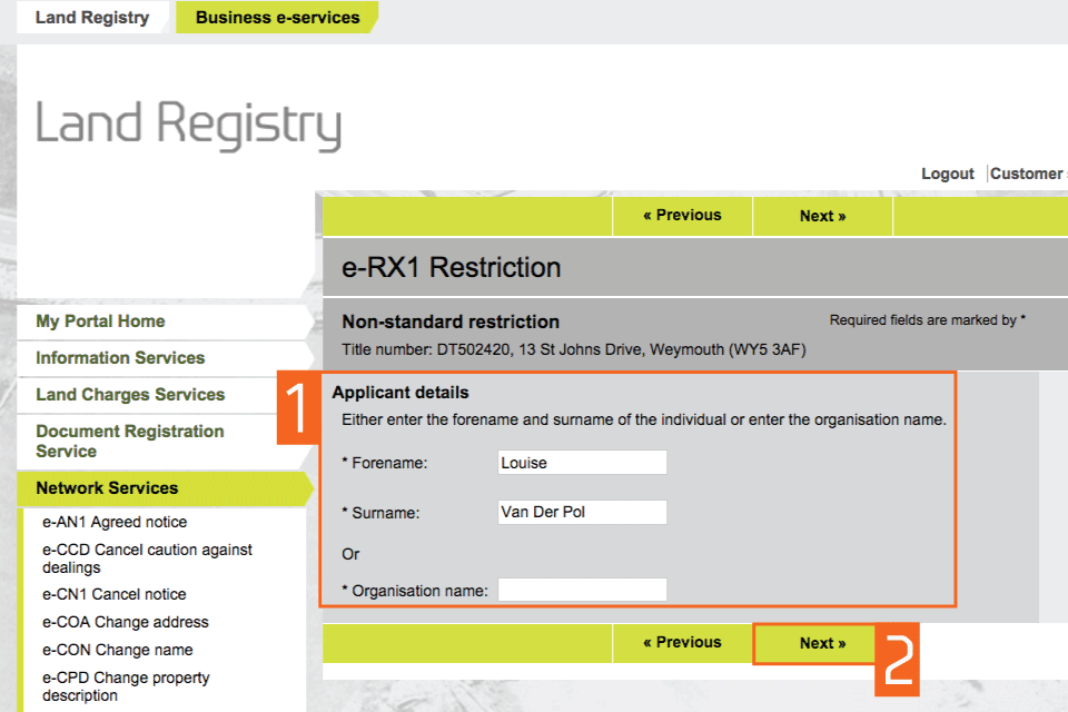 usi registry system user guide for organisations