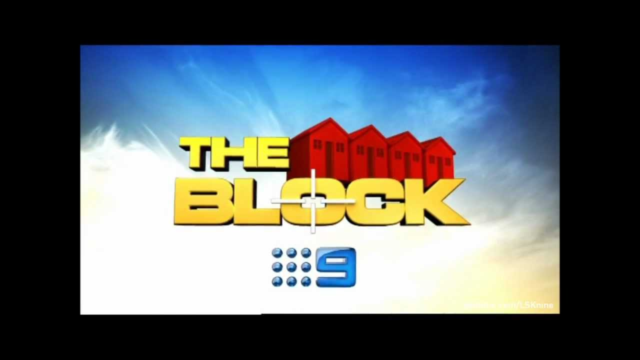 channel nine tv guide the block