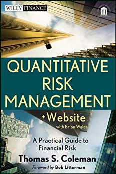 quantitative risk management a practical guide to financial risk twirpx.com