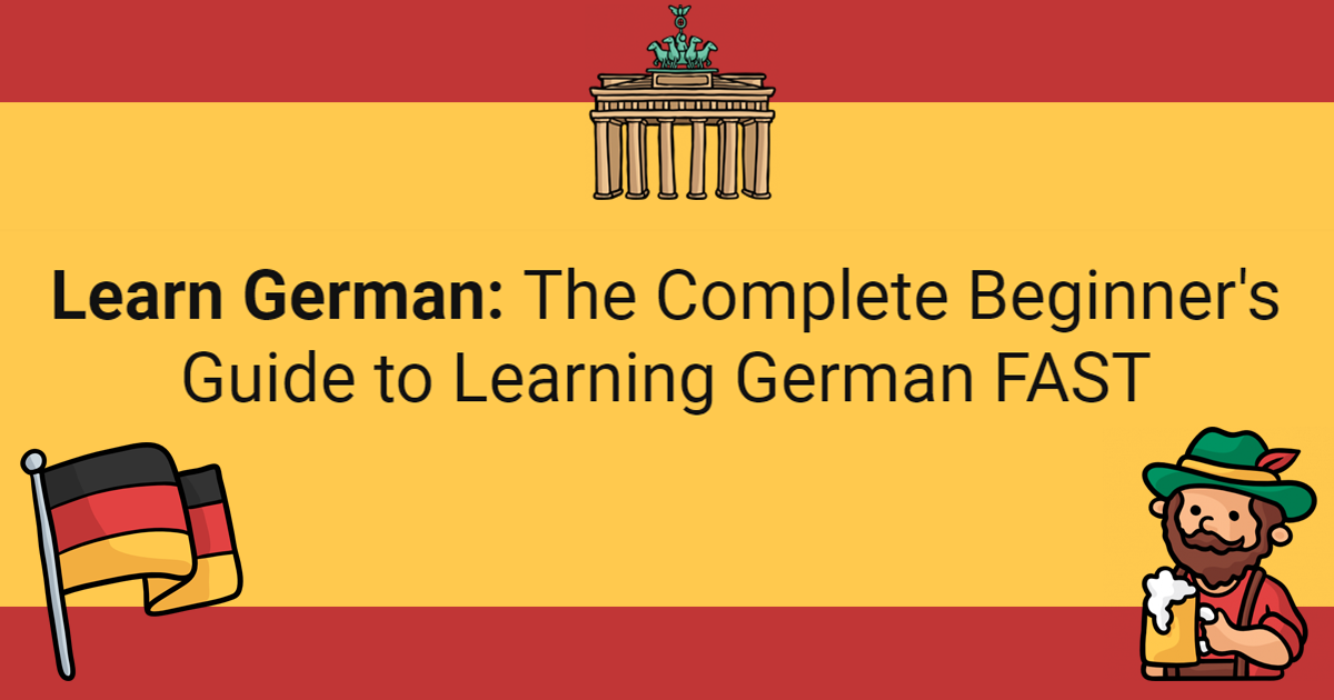 complete idiots guide to learning german