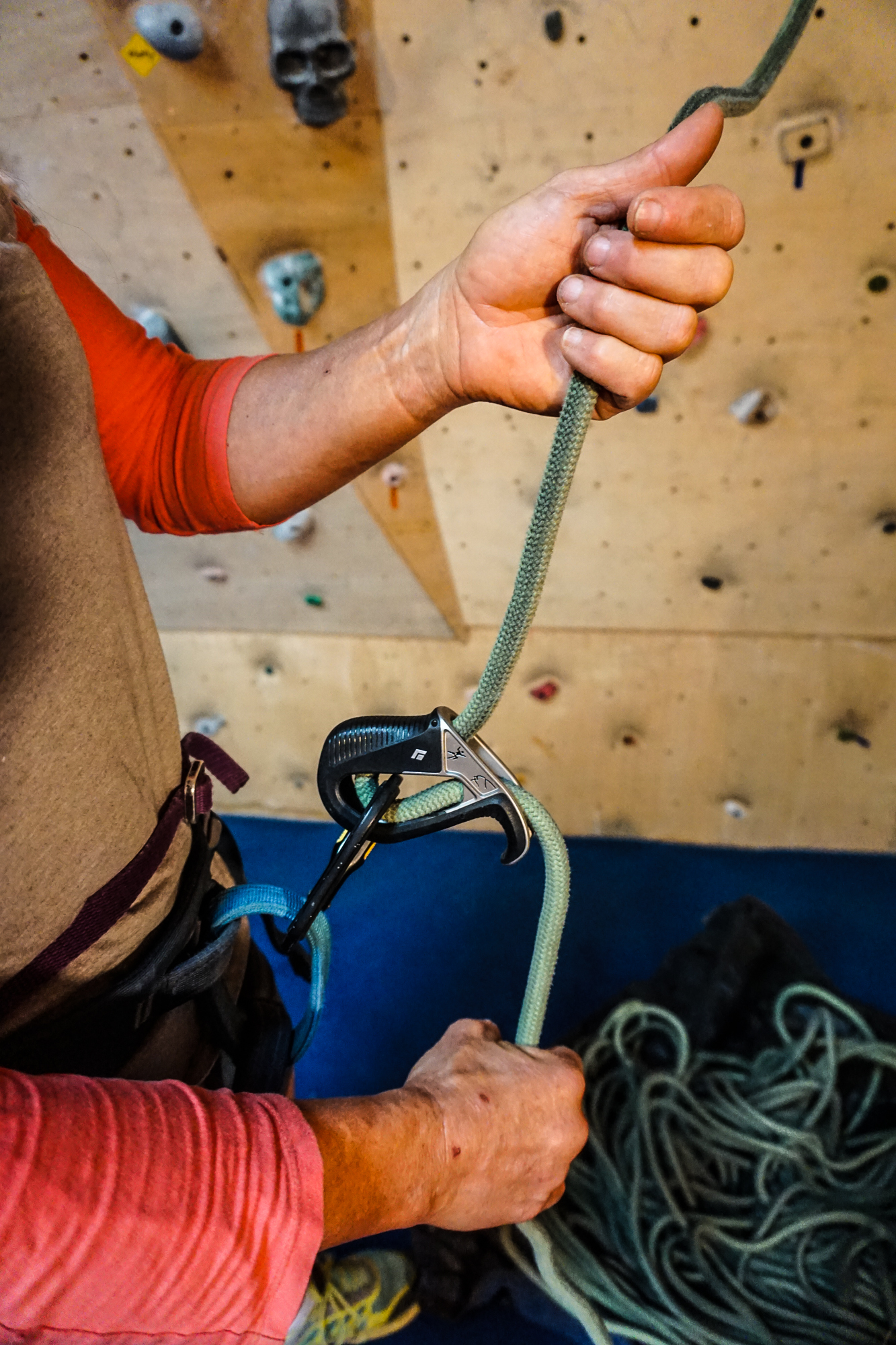atc guide belay device review