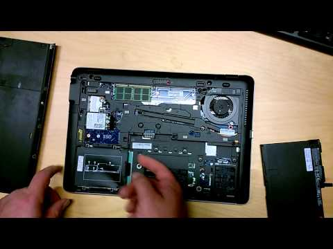 hp elitebook 8440p disassembly guide