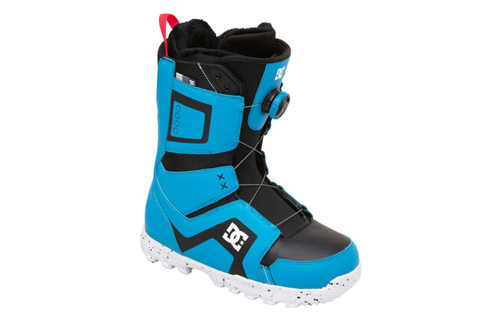 dc snowboard boot sizing guide