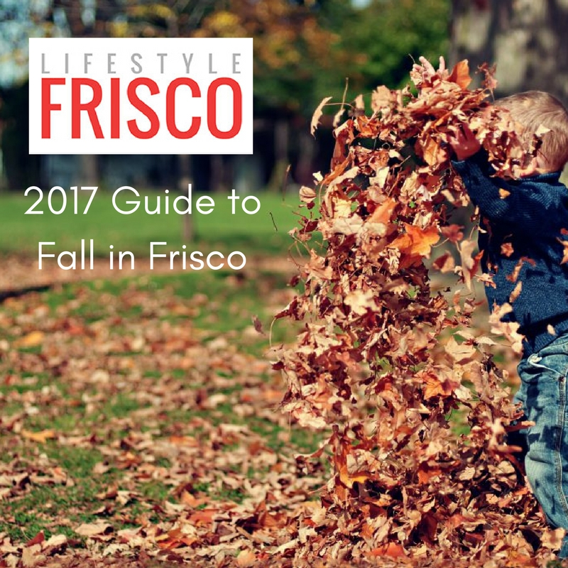 frisco fun guide fall 2017