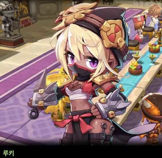 maplestory threads of fate chat guide