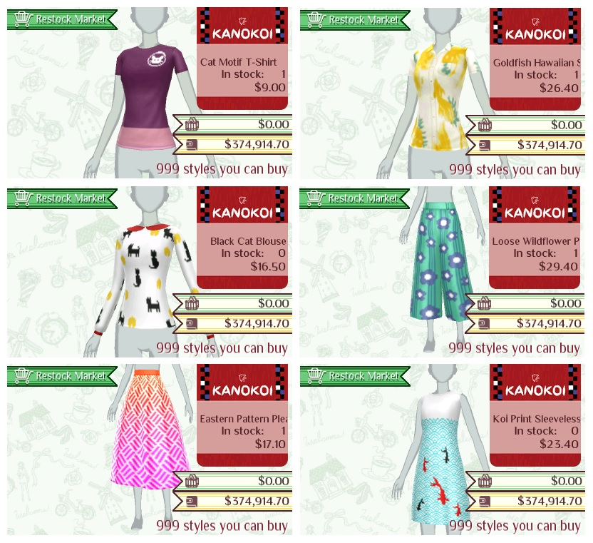 new style boutique 3 guide