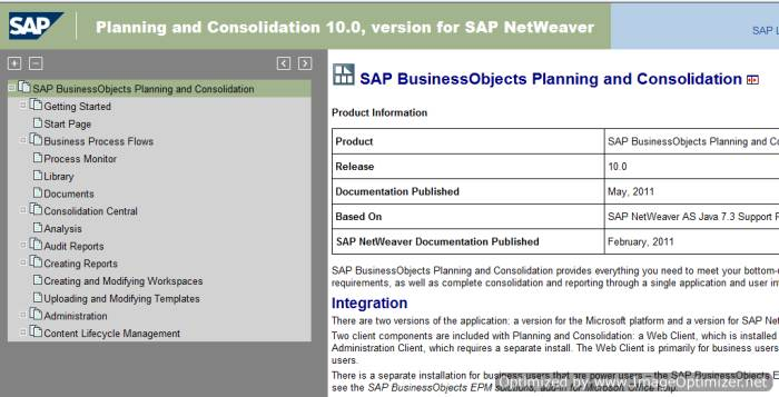 sap bpc 10 ms installation guide