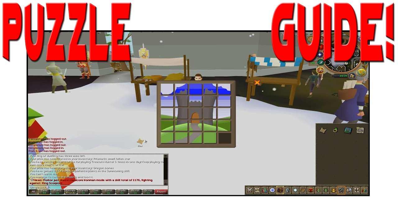 hard clue scroll puzzle guide