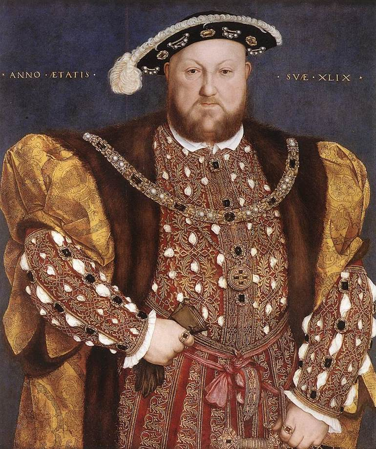henry viii the screen guide