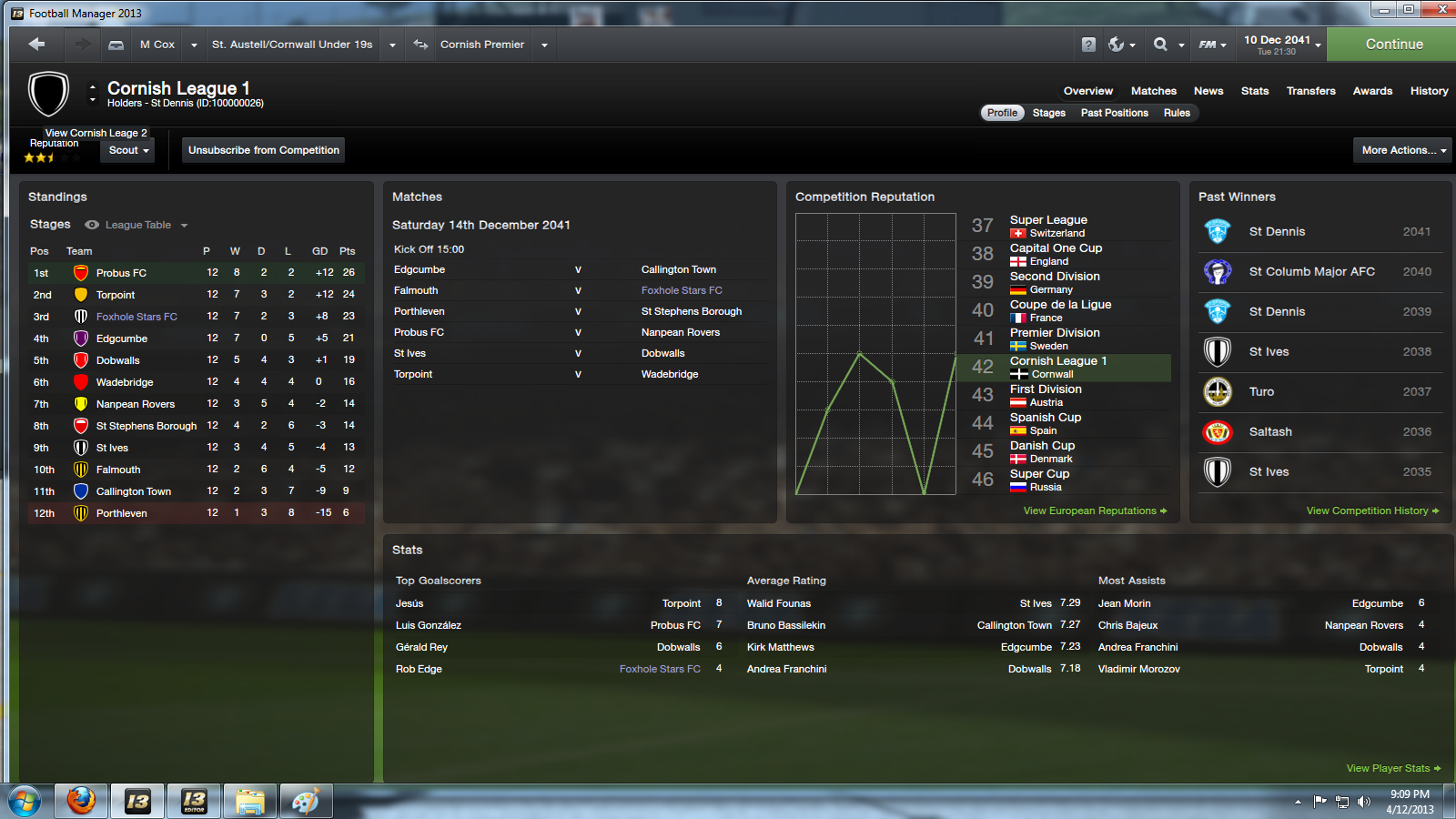 football manager 2013 editor guide