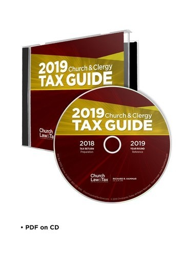church and clergy tax guide
