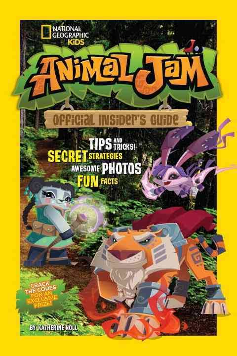 animal jam insiders guide quotes