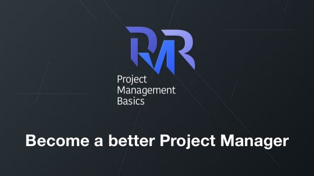 project management a practical guide to planning and managing projects