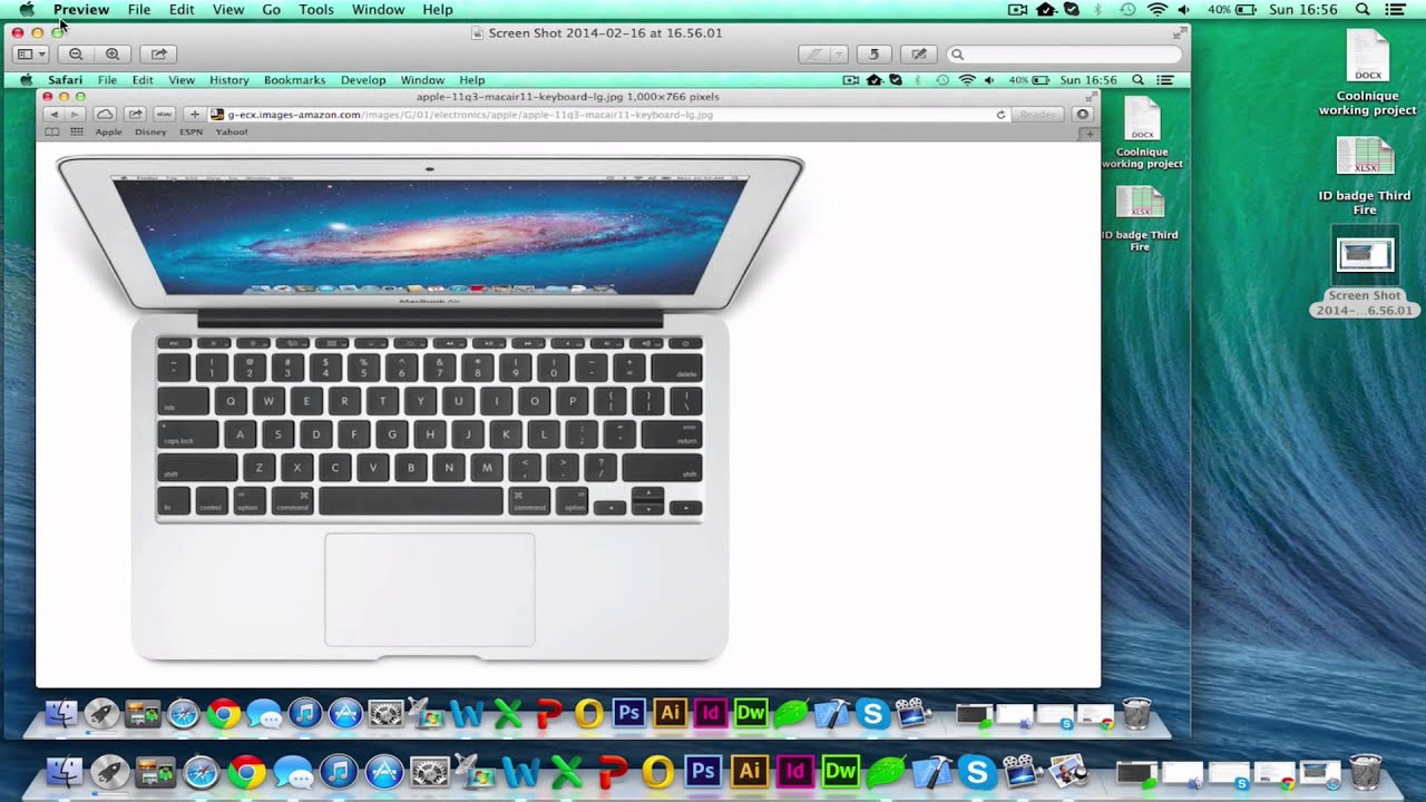 guide to pairing mac screens