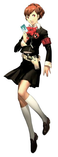 persona 3 social link guide female