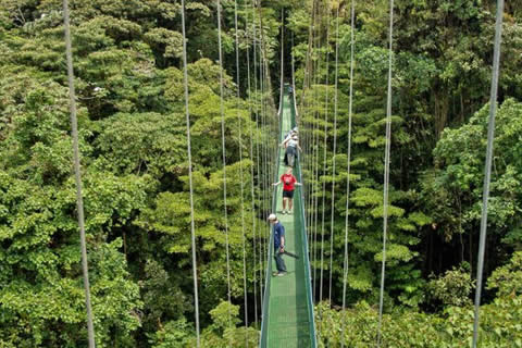 costa rica guided family tours