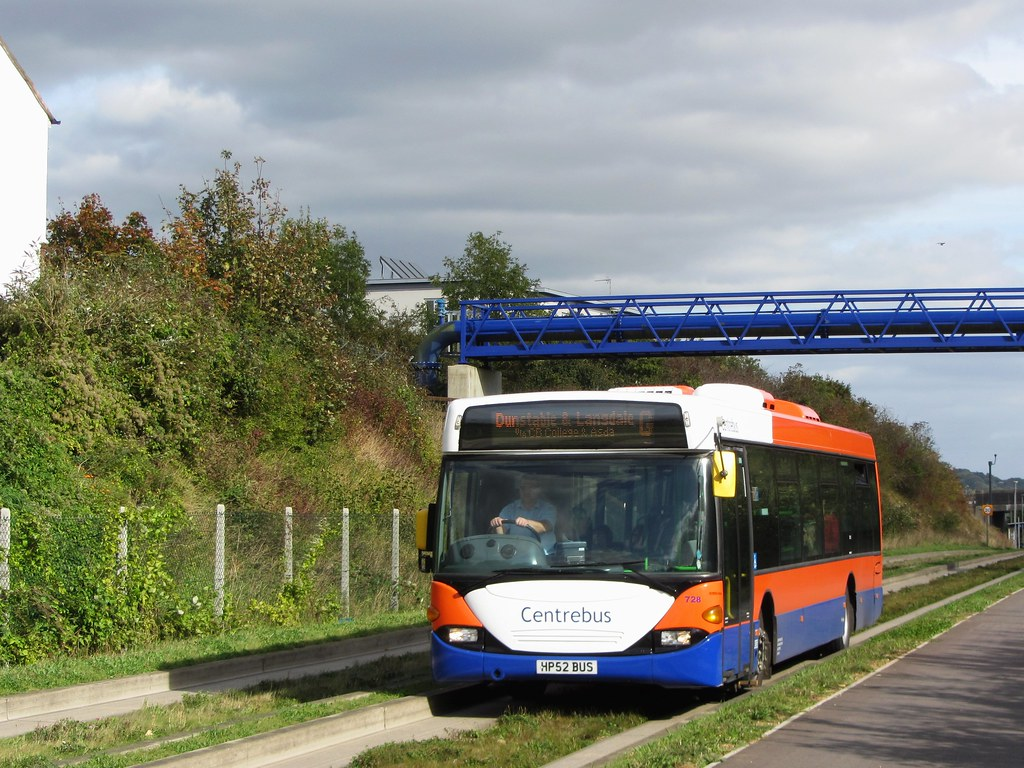 longest guided busway in the world