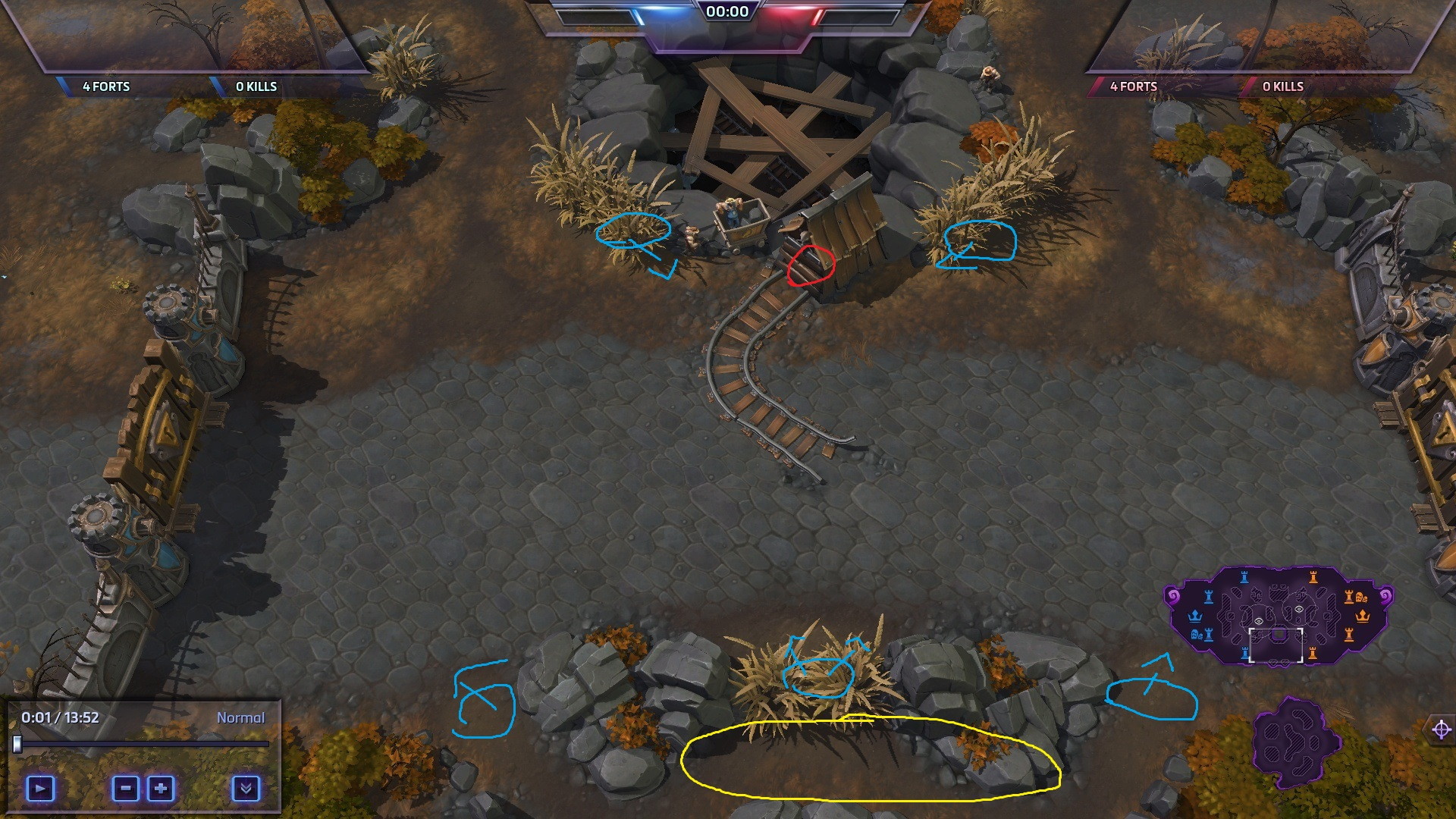 heroes of the storm 2.0 lane choice guide