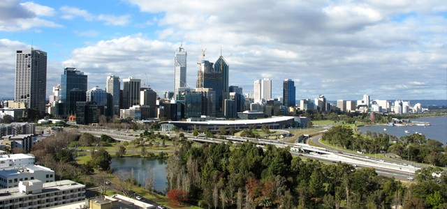 backpackers guide to perth australia