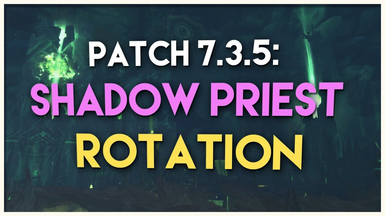 shadow priest dps guide youtube