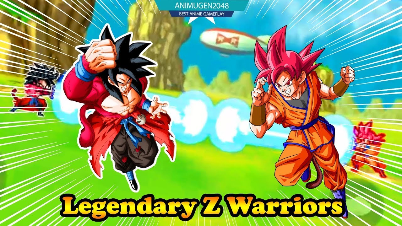 legendary super warriors character guide