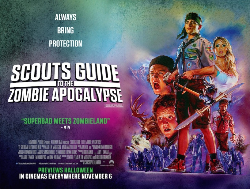 movies like scouts guide to the zombie apocalypse