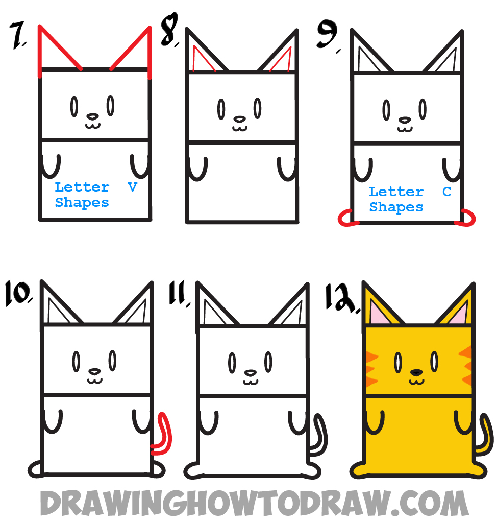 how to cartoon draw guide