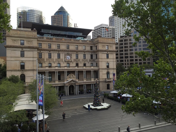 self guided sydney architecture walking tour