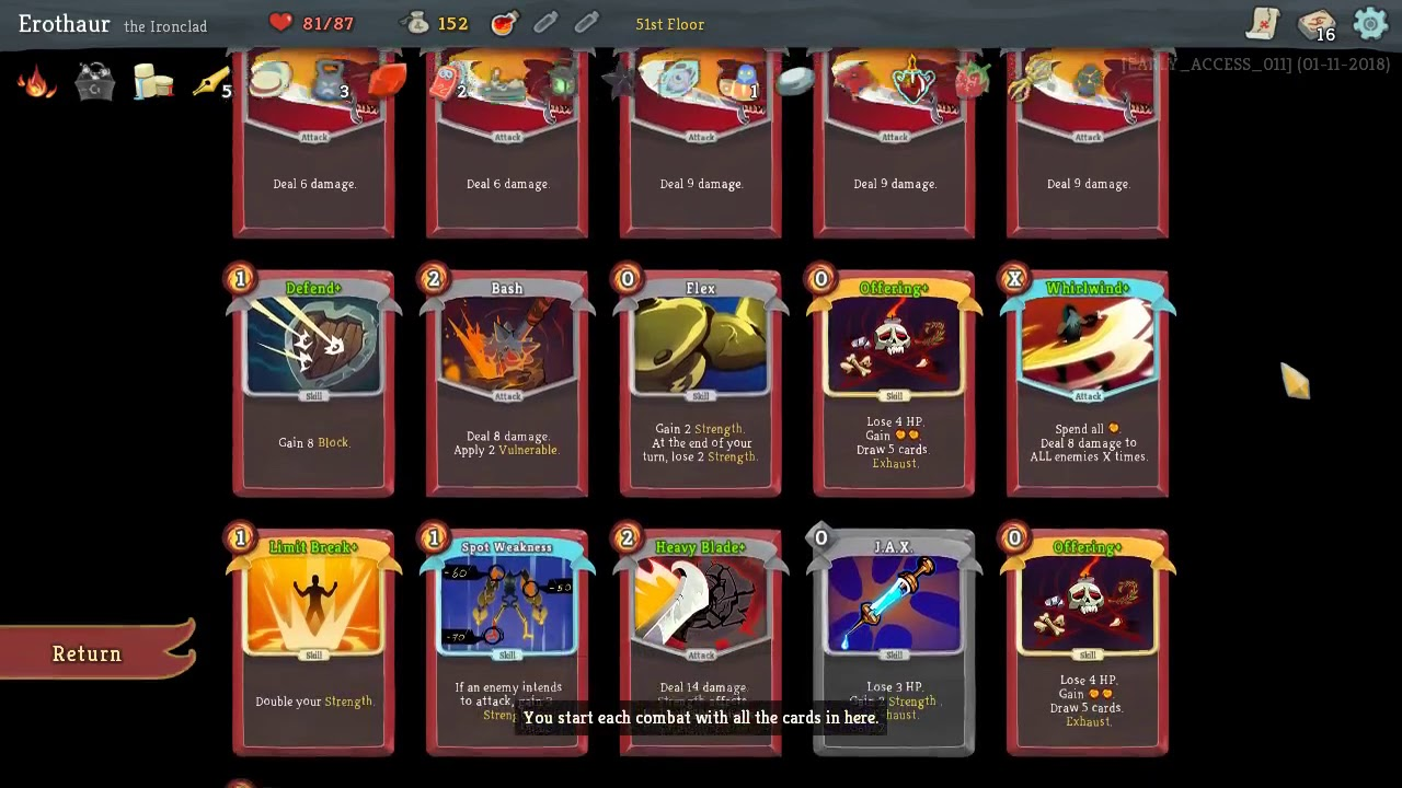 slay the spire achievement guide