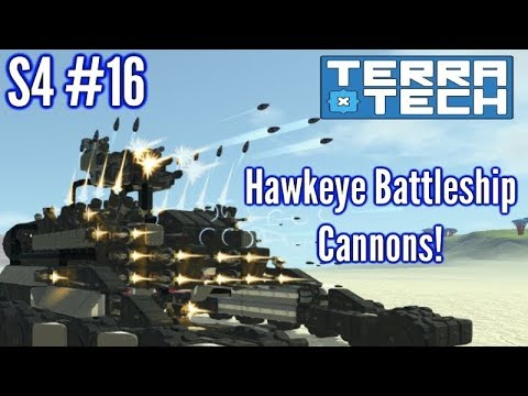 terra tech hawkeye tank build guides