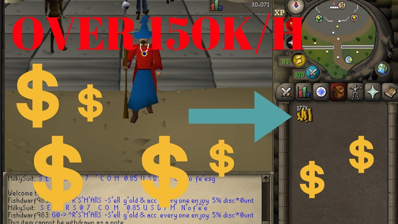 guide to rune buying money making guide osrs