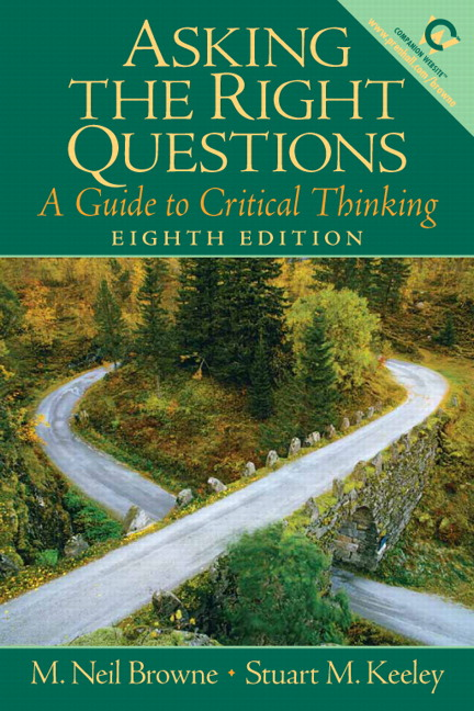critical thinking a concise guide routledge