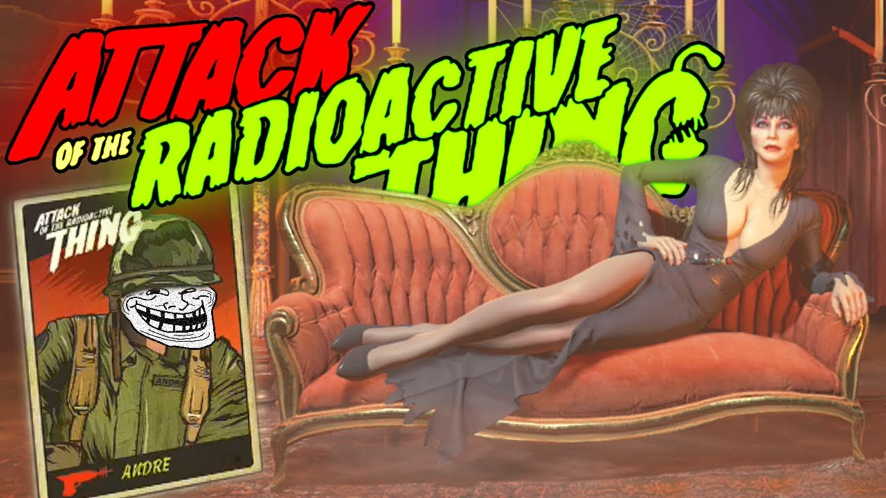 attack of the radioactive thing picture guide