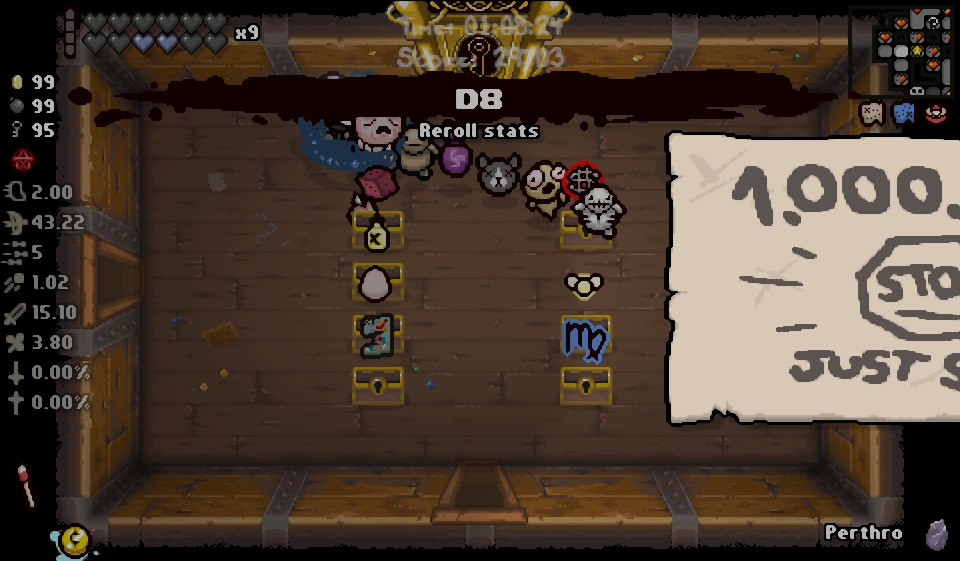 binding of isaac rebirth guide to platinum god