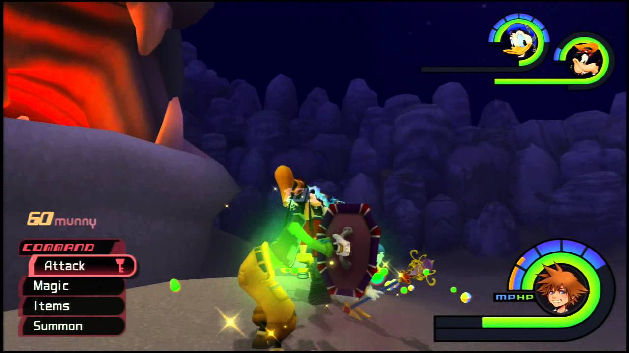 kingdom hearts 1.5 synthesis farming guide