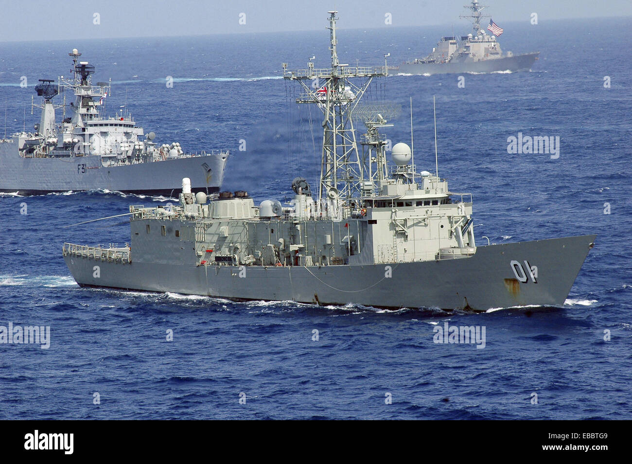 adelaide class frigate guided ffg