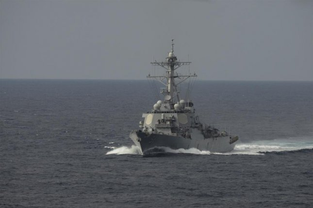 hobart class as of 2017 destroyer guided ddg